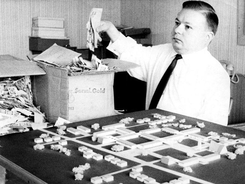 Hans Reinhardt, Gründer der Aktion Canchanabury